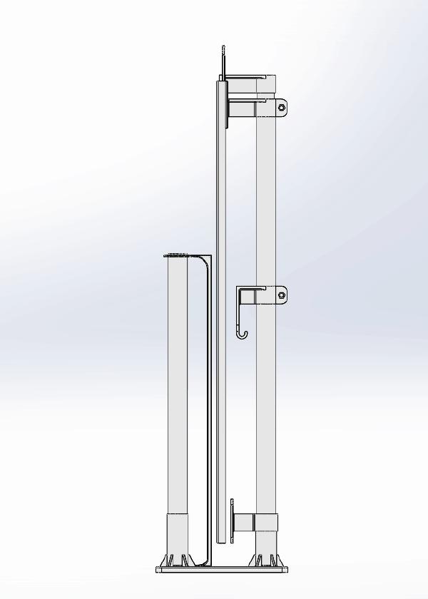 persianas per-lim con guia mopa vista lateral